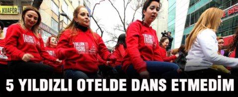Aylin Nazlıaka Özgecan için neden dans ettiğini açıkladı