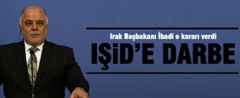 Irak büyük IŞİD operasyonu başlattı