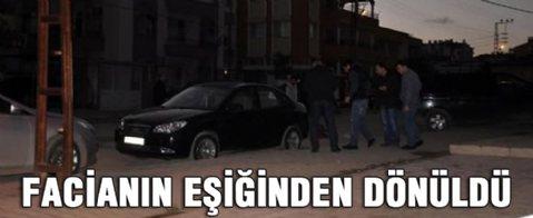 Reyhanlı'da otomobile yerleştirilen bomba imha edildi