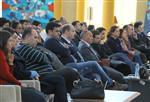 SEDIMANTASYON - Nevşehir Hacı Bektaş Veli Üniversitesi'nde Mühendislik Günleri Paneli Düzenlendi