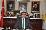 VATAN GAZETESI - Taşpınar'dan Metin Türkoğlu İçin Taziye Mesajı