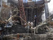 SAHİL KASABASI - Bangladeş'te çimento fabrikası çöktü