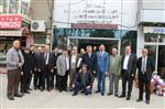 MEHMET MAKAS - Gürsu Esnaf Odası, 'Kardeşlik Platformu'Nu Ağırladı