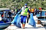 NEJAT İŞLER - Bodrum'da Deniz Dibi Temizliği Kampanyası Gümüşlük'ten Başladı