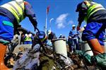 NEJAT İŞLER - (düzeltme) Bodrum'da Deniz Dibi Temizliği Kampanyası Gümüşlük'ten Başladı