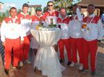 ÜMİT DAVALA - 2015 İtf Genç Senyörler Dünya Şampiyonası Manavgat'ta Başladı