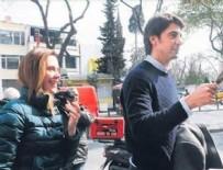 DEMET ŞENER - Demet Şener ile İbrahim Kutluay'dan mutluyuz pozu