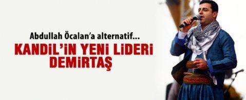 Tayyar: Kandil'in yeni lideri Demirtaş