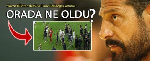 Slaven Bilic: Büyük bir...