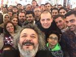 BİROL GÜVEN - Forum Magnesia, Mandıra Filozofu İstanbul Filminden İki Önemli İsmi Ağırladı