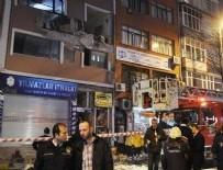 İGDAŞ - Adımlar Dergisi'nde patlama: 1 ölü 3 yaralı