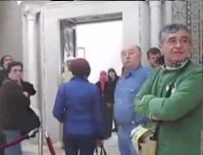 Müze saldırısının yeni görüntüleri