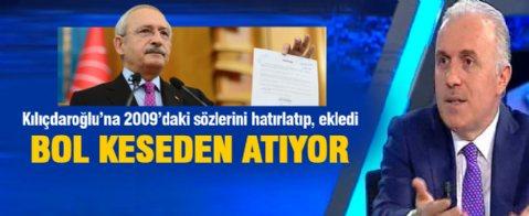 Babuşçu, Kılıçdaroğlu'na 2009'daki sözlerini hatırlattı