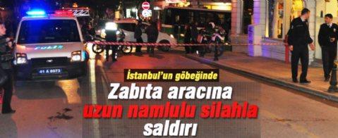 İstanbul'da kalaşnikoflu saldırı