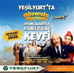 ALİ ERKAZAN - Yeşilyurt Avm'de 'güvercin Uçuverdi'Film Galası