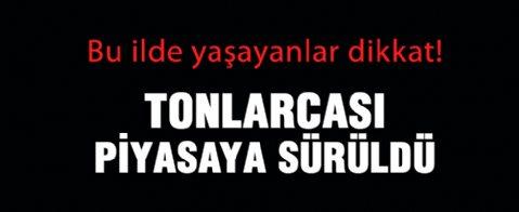 Adana'da at eti skandalı