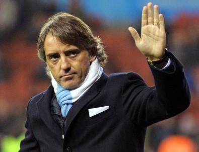 Çanlar Mancini için çalıyor