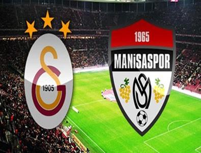 Galatasaray - Manisaspor (CANLI ANLATIM)