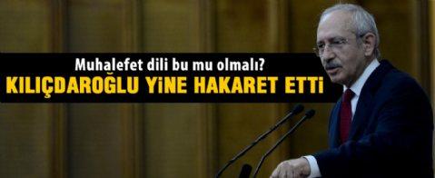 Kılıçdaroğlu'ndan Başbakan Davutoğlu'na: Çapsız