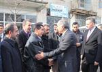 Mardin'e Tayin Olan Vali Koçak, 10 İlçede Veda Ziyaretlerini Tamamladı