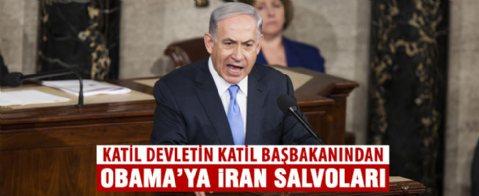 Netanyahu: İran'la yapılacak anlaşma zayıf