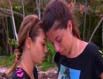 DUYGU ÇETİNKAYA - Survivor Begüm gözyaşlarını tutamadı