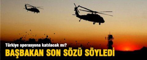Türkiye Işid operasyonuna katılacak mı?