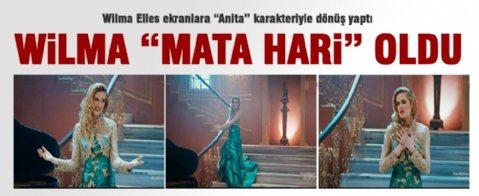 Wilma Elles Mata Hari'yi anımsattı