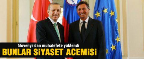 Cumhurbaşkanı Erdoğan: Bunlar siyaset acemisi
