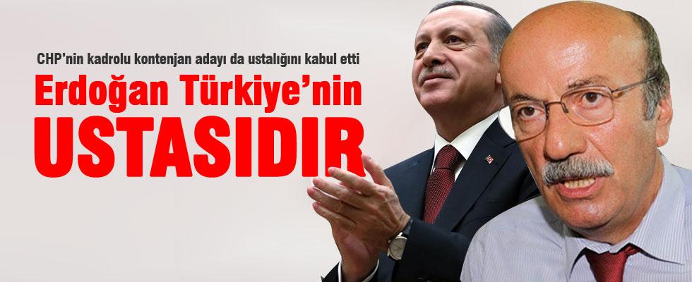 Bekaro�lu: Erdo�an T�rkiye'nin ustas�d�r