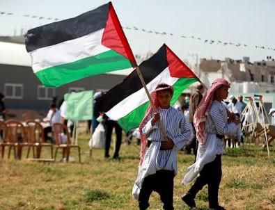 Filistin'de Toprak Günü
