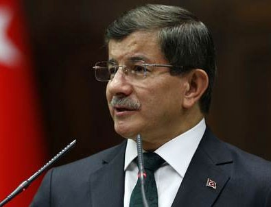 Başbakan Davutoğlu konuşuyor (CANLI)