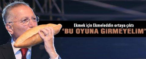 Ekmeleddin İhsanoğlu, Hürriyet'e konuştu