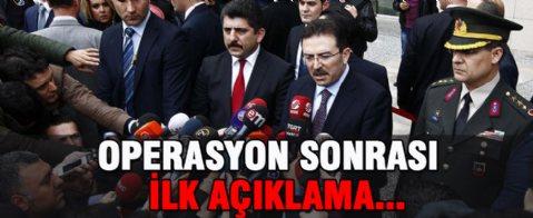 İstanbul Emniyet Müdürü'nden operasyon açıklaması