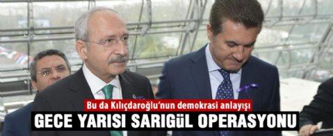 Kılıçdaroğlu'nun listeye müdahale ettiği iddiası