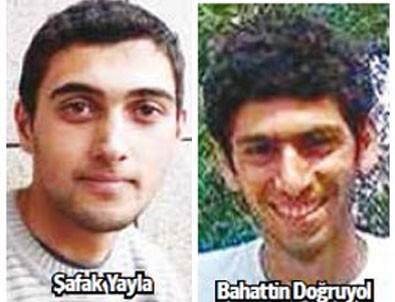 Teröristlerin isimleri belli oldu