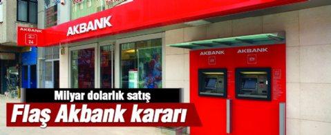 Citigroup'tan flaş Akbank kararı