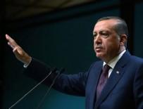 Erdoğan Klasik Sanatlar Sergisi'nin açılış töreninde konuştu