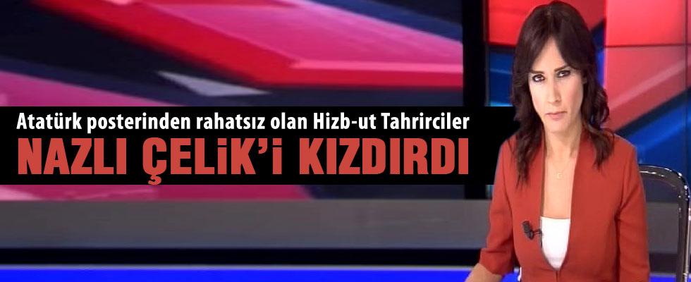 Nazlı Çelik'ten Atatürk çıkışı