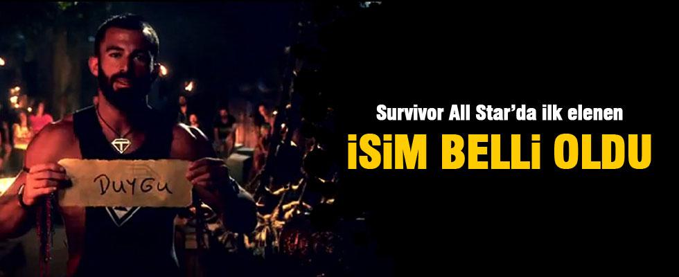 Survivor'da ilk elenen isim belli oldu