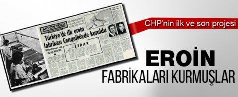 CHP döneminde hükümet yasal eroin bile satmış!