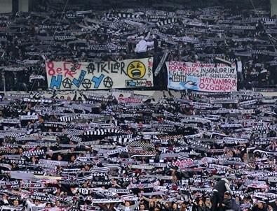 Clup Brugge'dan Beşiktaş taraftarına önlem