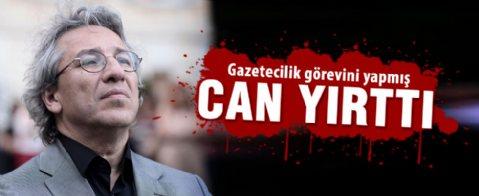 Gazeteci Can Dündar hakkında takipsizlik kararı verildi
