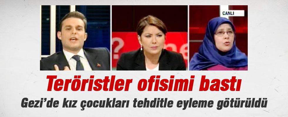 Mehmet Aslan: Terör örgütü ofisimi bastı