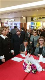 HATİCE BAYAR - Avm'de Kadınlar Günü Bilimsel Atölye Çalışması Düzenleniyor