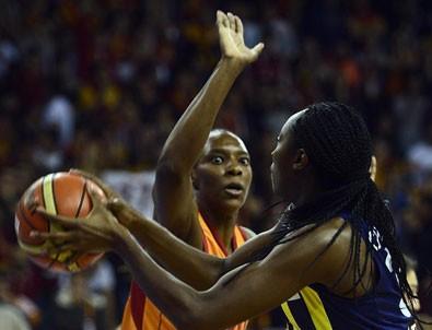 Galatasaray Odeabank seriyi eşitledi