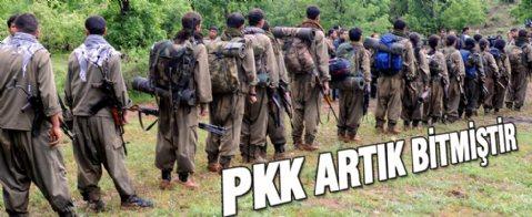Eski PKK yöneticisi PKK bitti dedi