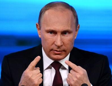 Putin maaşında kesintiye gitti