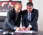 MAAŞ PROMOSYONU - Araban Belediyesi Maaş Promosyon Sözleşmesi İmzaladı