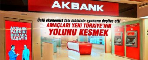 Ünsal Ban: Amaçları yeni Türkiye'nin yolunu kesmek